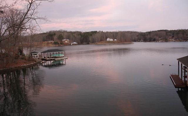 Smith Mountain Lake - February 25, 2017