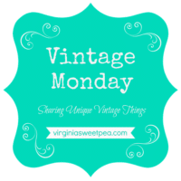 Vintage Monday–Farmhouse Style
