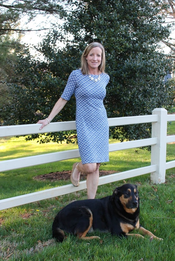 Stitch Fix for March 2017 - The Loveappella Miykel Knit Dress is perfect for spring. Don't miss its cute back. - virginiasweeptea.com