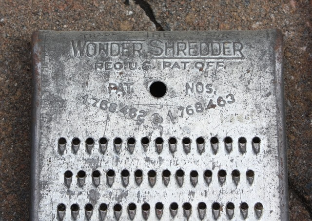The Wonder Shredder
