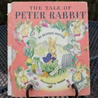 "Vintage Monday–1942 ""The Tale of Peter Rabbit"""