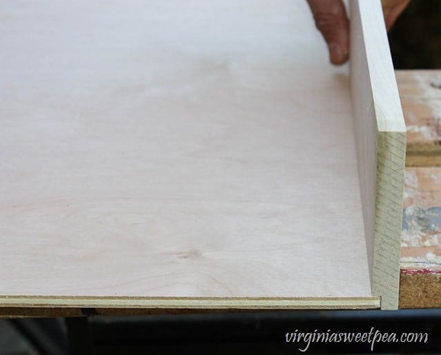 How to Make a Farmhouse Style Tray - Step-by-Step Tutorial - virginiasweetpea.com