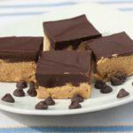 No Bake Peanut Butter Pretzel Squares