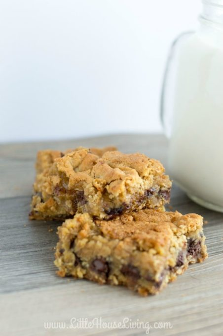 Oatmeal Bar Cookies