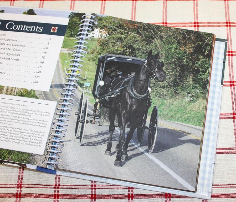 Mennonite Community Cookbook >> Amish Community Cookbook - Sweet Pea