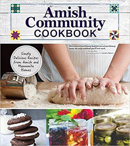 Amish Community Cookbook - This cookbook is full of recipes your family will love.  virginiasweetpea.com