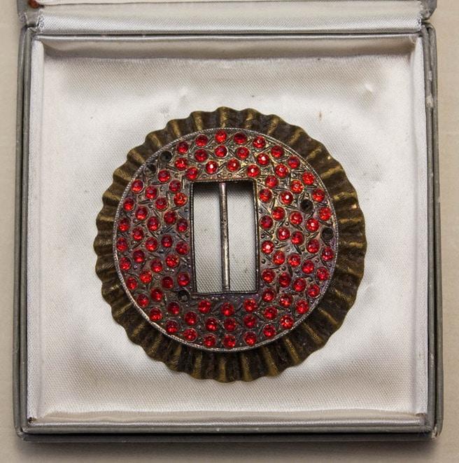 Vintage Belt Buckle from Bowen Jewelry in Lynchburg, VA