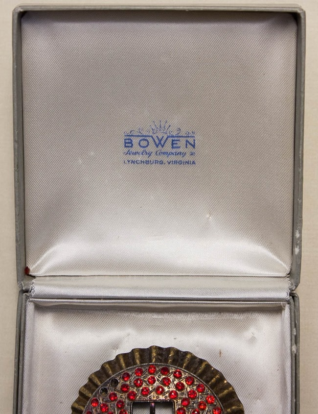 Vintage Belt Buckle from Bowen Jewelry in Lynchburg, VA