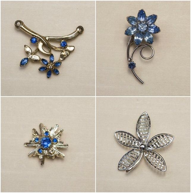Beautiful Vintage Pins
