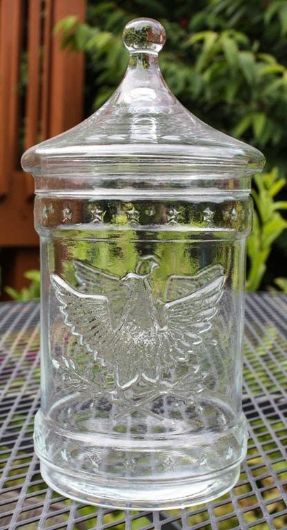 1976 Bicentennial Jar