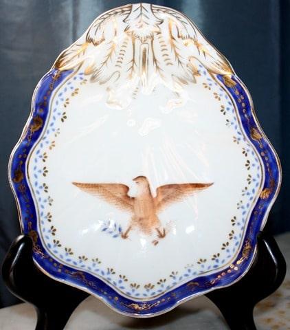 Vintage American Eagle Bowl