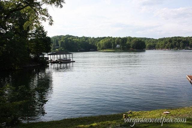 Our View at Smith Mountain Lake