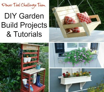 DIY Outdoor Project Ideas