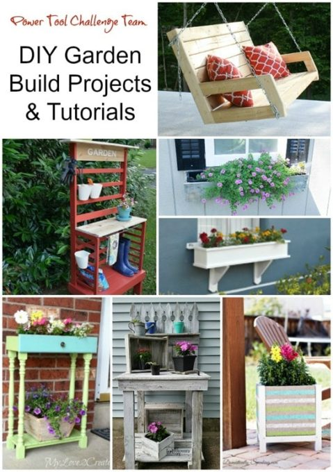 DIY Outdoor Projects to Make or Build