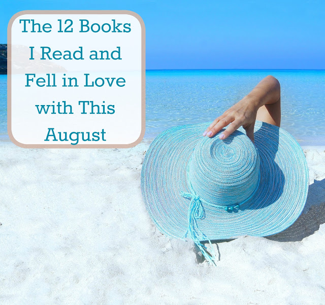 12 Books to Read this August
