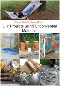 DIY Projects Using Unconventional Materials