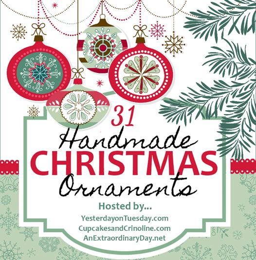 31 Christmas Ornaments Square 1