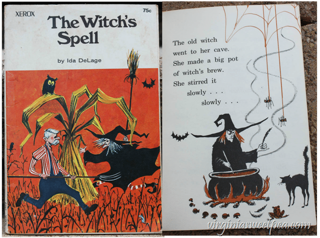 1966 The Witch's Spell by Ida DeLange