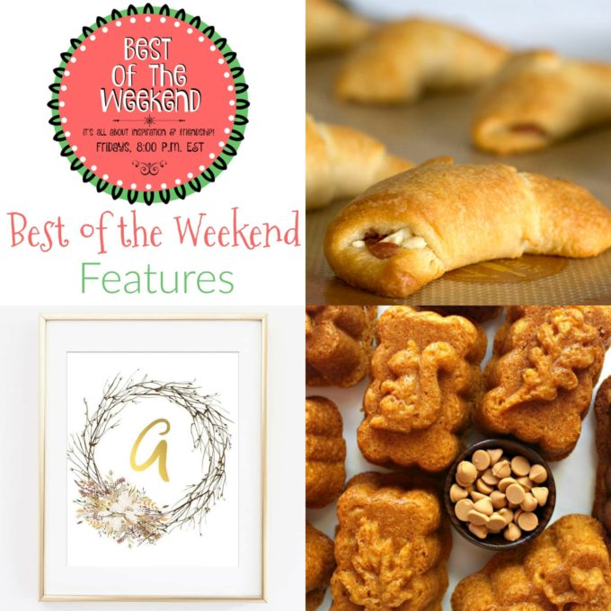Best of the Weekend Features for November 2, 2017