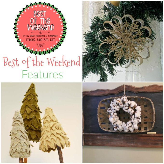 Best of the Weekend Features for November 24, 2017