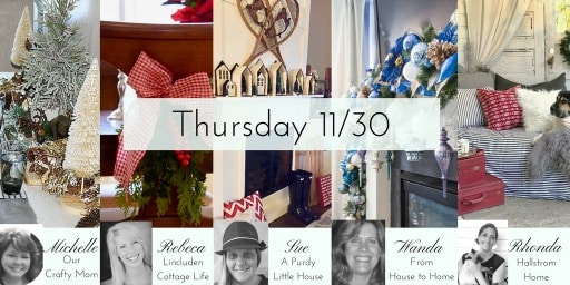 Thursday Christmas Home Tour