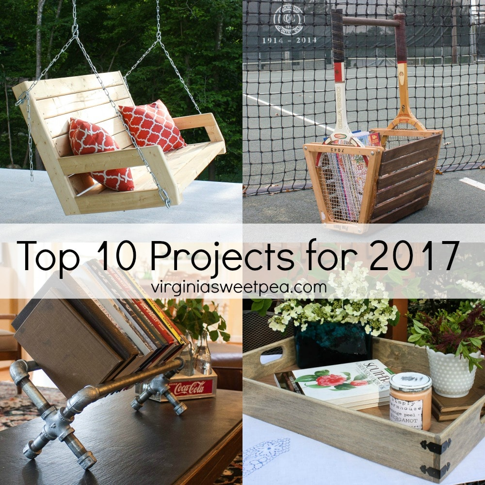Top 10 Projects for 2017 - virginiasweetpea.com
