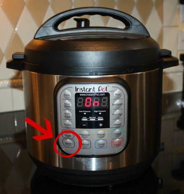How to Make Chicken and Wild Rice Stew in the Instant Pot