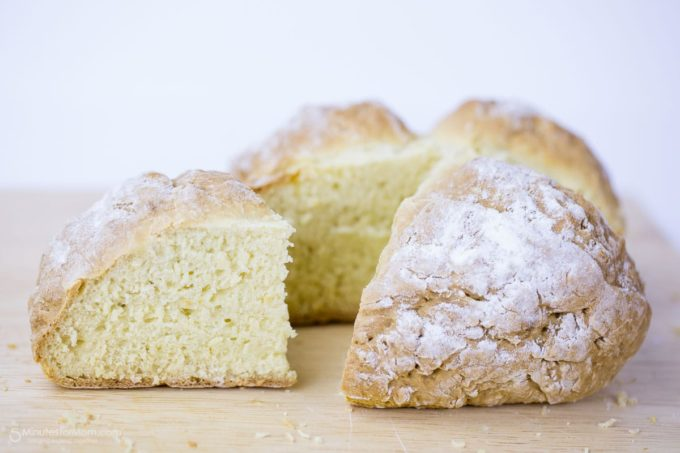 Traditional Irish Soda Bread Recipe and History