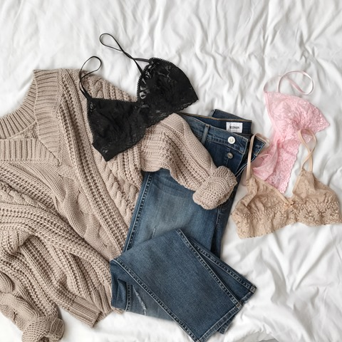 Stitch Fix Extras - Add intimate wear to your next Stitch Fix shipment.