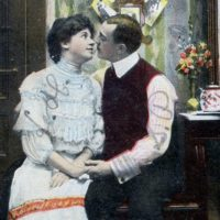 Vintage Valentine's Day Postcards and Cards