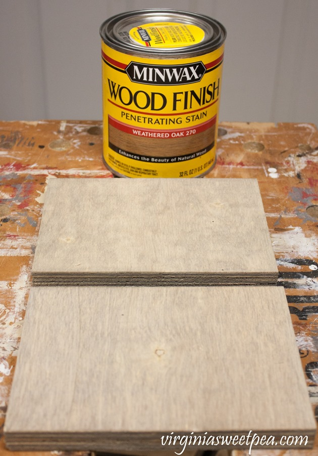 Minwax Weathered Oak Penetrating Stain
