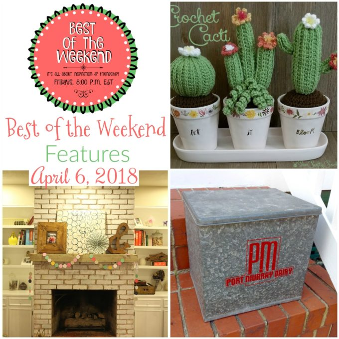 Best of the Weekend Features for April 6, 2018
