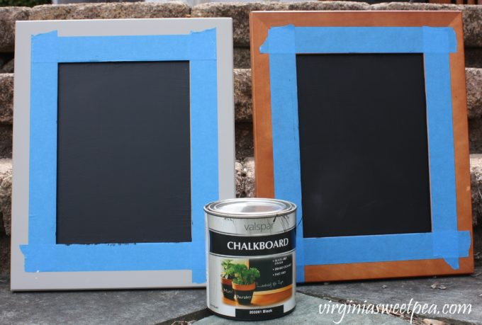 How to make a message center and organizer using a cabinet door. Step-by-step instructions are included in this tutorial.
