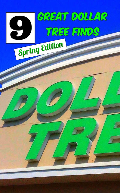 9 Dollar Tree Finds - Best of the Weekend Feature for May 25, 2018