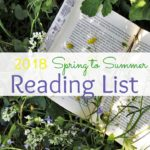 2018 Spring to Summer Reading List