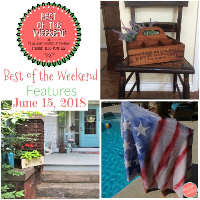 Best of the Weekend Features for June 15, 2018