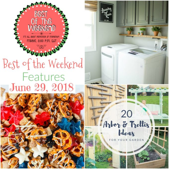Best of the Weekend Features for June 29, 2018