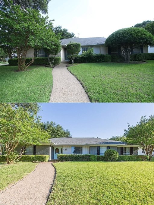 The Flip is Finished! Entire House Before and After Photos - Best of the Weekend Feature for June 15, 2018