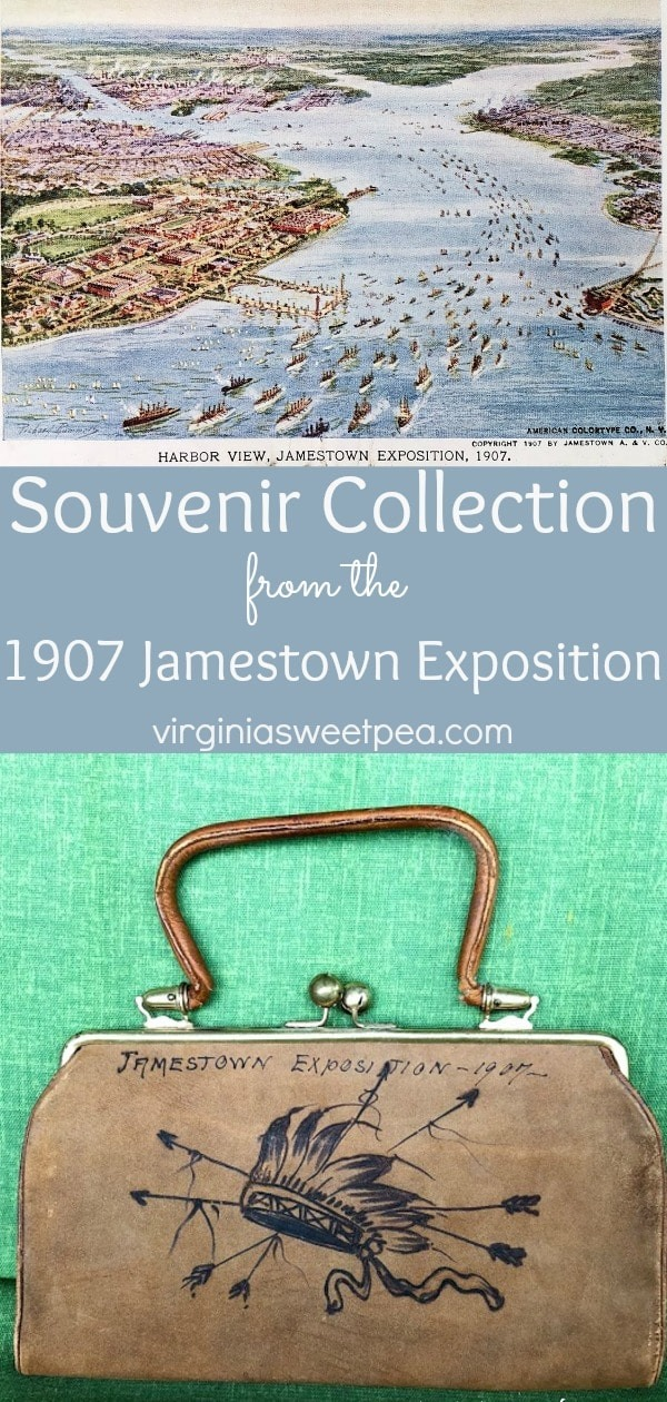 Souvenir Collection from the 1907 Jamestown Exposition