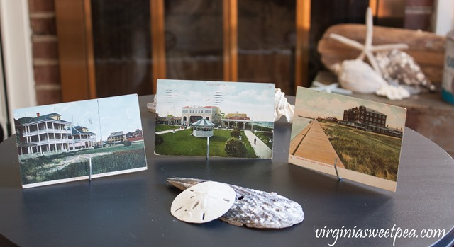 Vintage Virginia Beach and Ocean View postcards dated 1907 and 1909