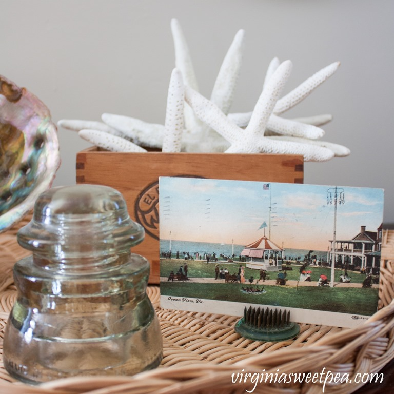 Decorating For Summer With Vintage Beach Decor