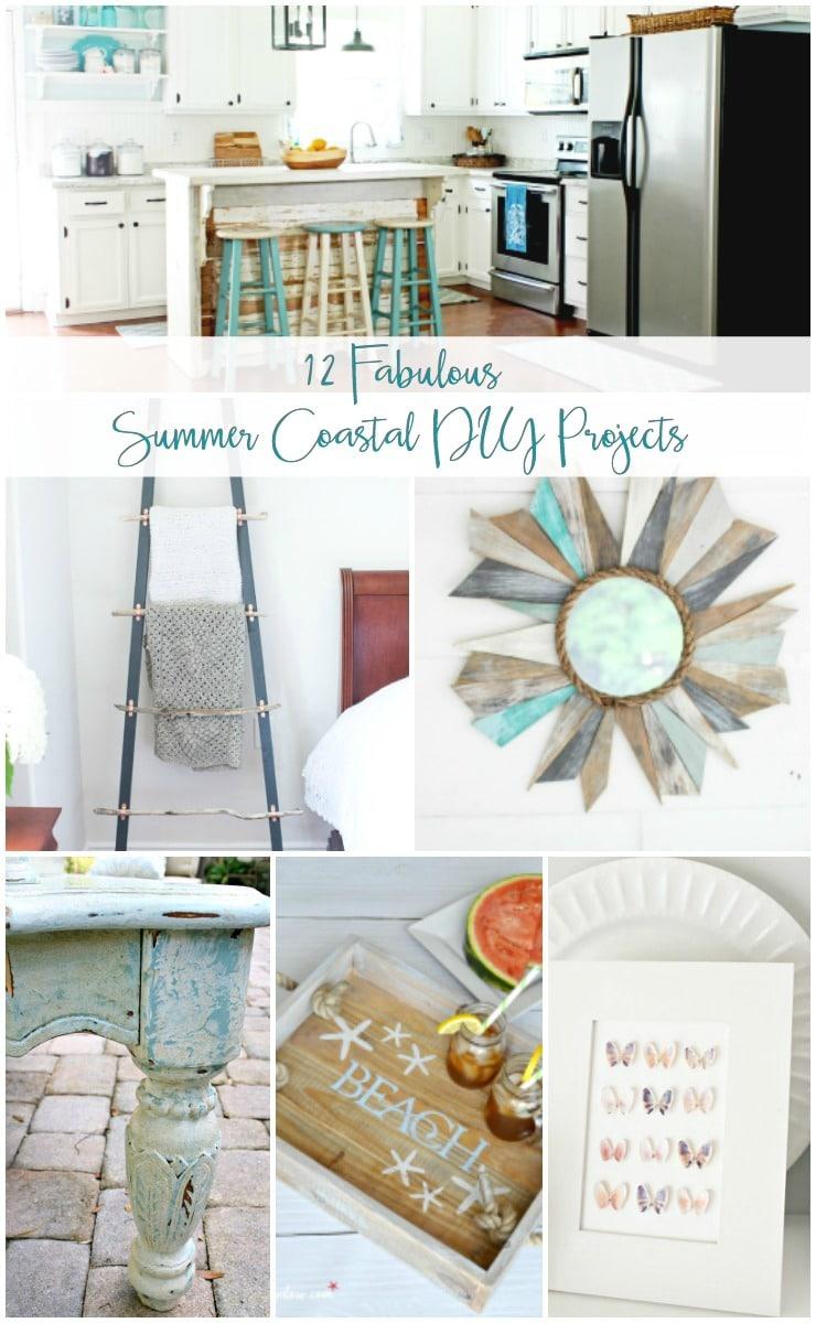 12 Fabulous Summer Coastal Decor Projects