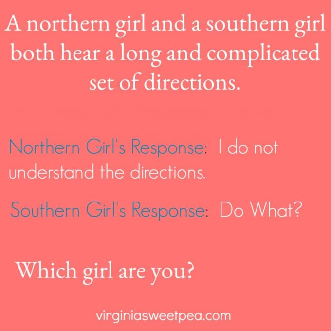 Which Team are You on? #funnymeme #meme #southerngirl #northerngirl