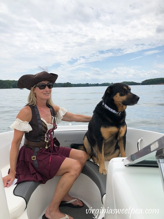 SML Pirate Days - Scenes from Pirate Days at Smith Mountain Lake, VA #smithmountainlake #sml #piratedays #smlpiratedays #shermanskulina
