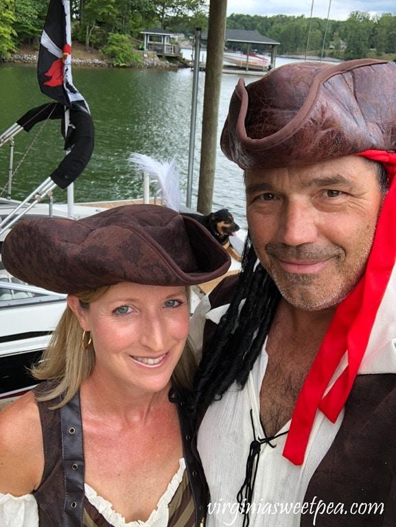 SML Pirate Days Pirates #smithmountainlake #sml #piratedays #smlpiratedays