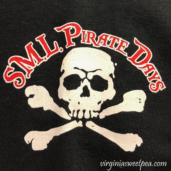 SML Pirate Days T-Shirt Design #smithmountainlake #sml #piratedays #smlpiratedays