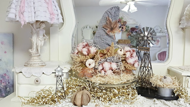 Dollar Store Scarecrow Witch's Hat - Best of the Weekend Feature for September 21, 2018