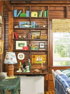 Inspiration Picture for Vintage Lake House Thrift the Look Challenge