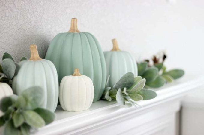 Make Your Own Painted Pumpkins - Best of the Weekend Feature for September 14, 2018