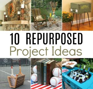 Get 10 repurposed project ideas.